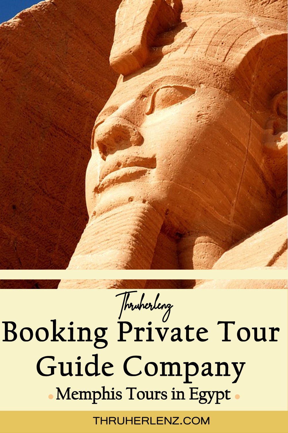 My Review with Booking an English Speaking Tour Guide Company in Egypt