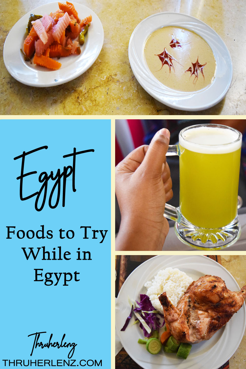 Egyptian Foods to Try While Touring Egypt