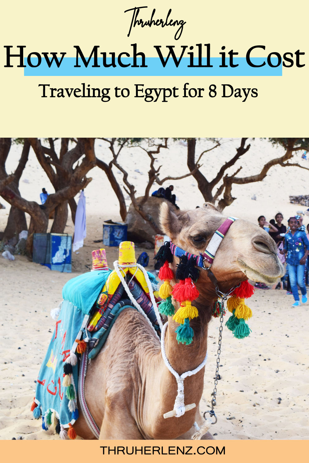 How Much Will it Cost You to Travel to Egypt