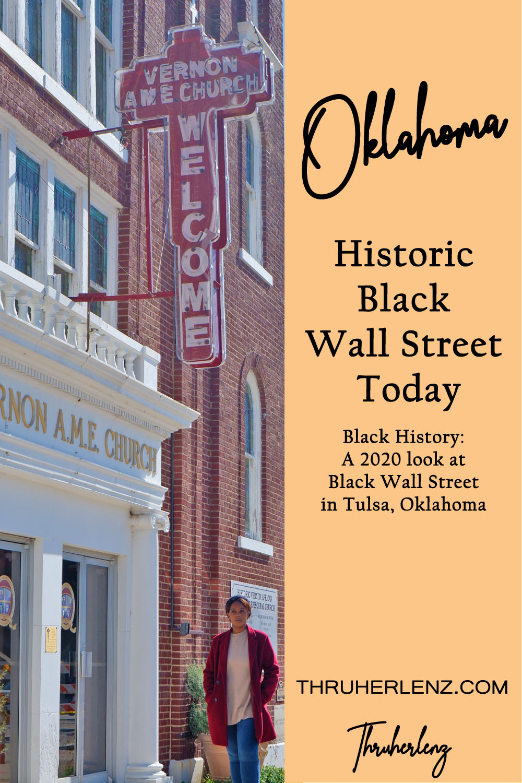 Historic Black Wall Street Today