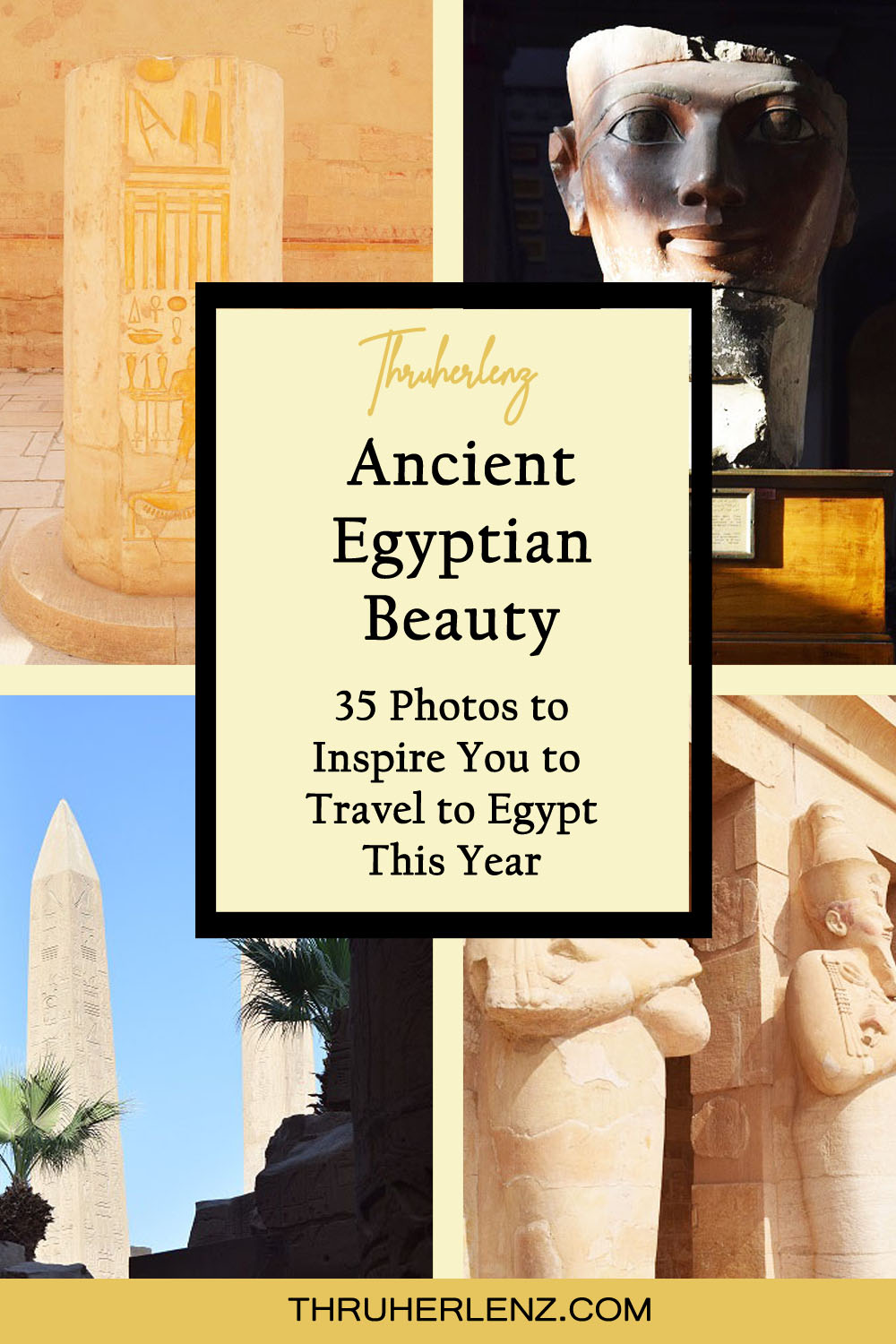 Photos to Inspire You to Travel to Egypt This Year!