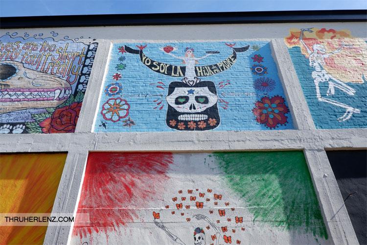Street art in Tulsa, Oklahoma