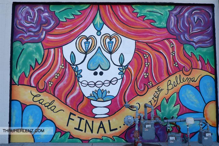 Final - Street painting in Tulsa, Oklahoma