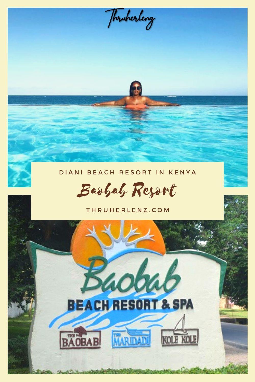 Experiencing Kenya\'s Coastal Paradise at Diani Beach Resort