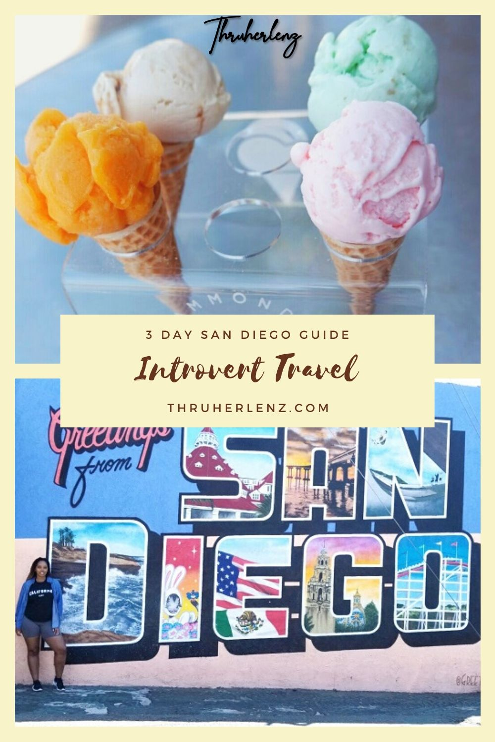 The Introverted Travelers\' Three Day Guide to San Diego