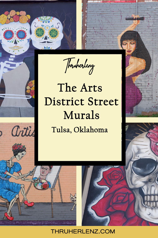 A Glimpse of Local Artistry in Tulsa Arts District (30 Pics)