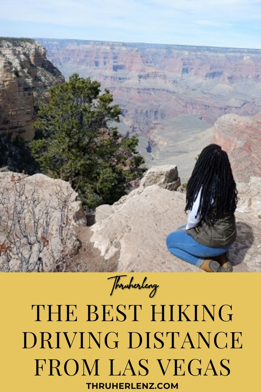 Black Girls Hike Too: Leaving Las Vegas For an Outdoor Adventure