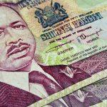 50 Dollar Kenya Shilling.