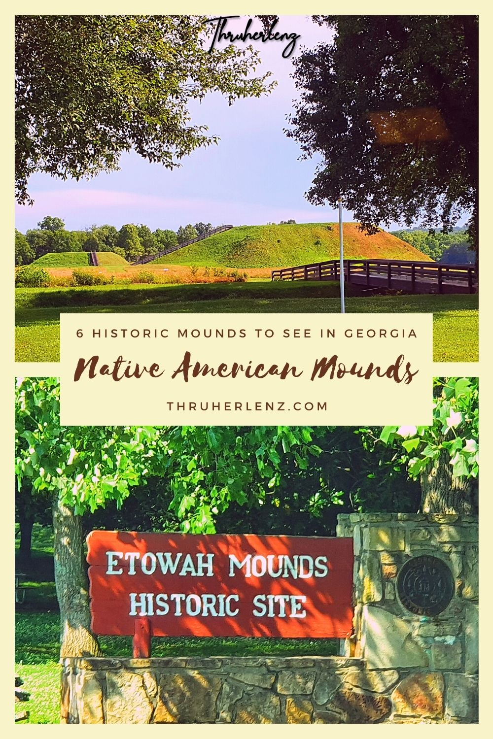 6 Native American Historic Mounds in Georgia to Explore Today